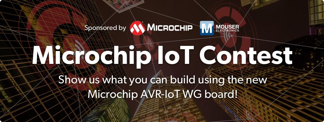 Microchip IoT Contest