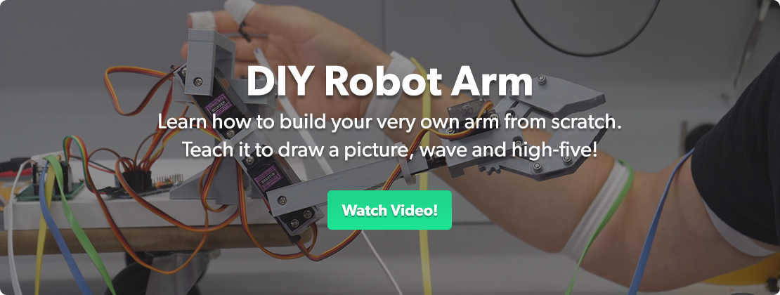 DIY Robot Arm