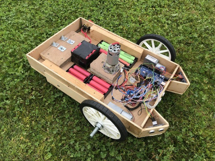 Image result for Robotic lawn mower how is it related to engineering