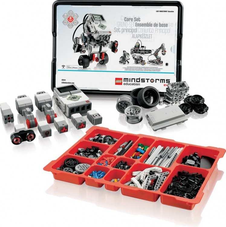 Figure 1, Lego EV3