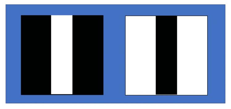 Figure 3, Line Pattern