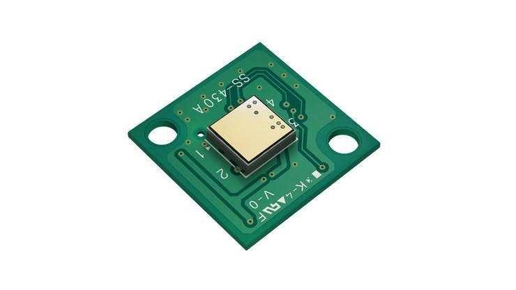 KEMET Pyro Sensor