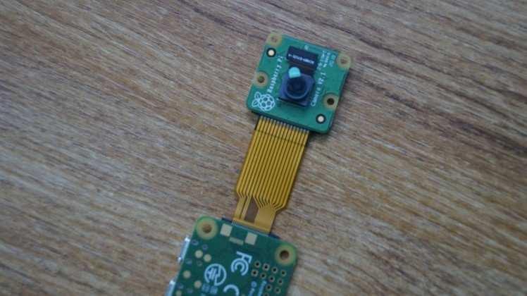 Pi-cam to Raspberry Pi