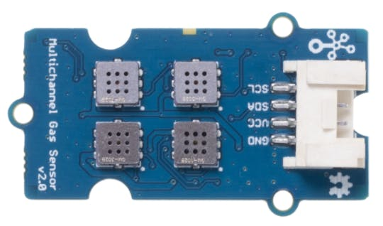 Grove - Multichannel Gas Sensor v2