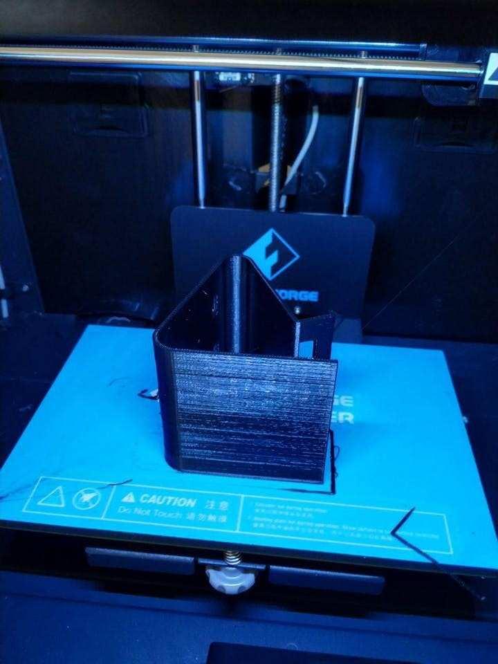 3D printing .