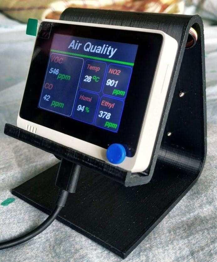 Air Quality Terminal
