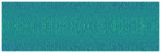 Figure 3. Noise signal spectrum.