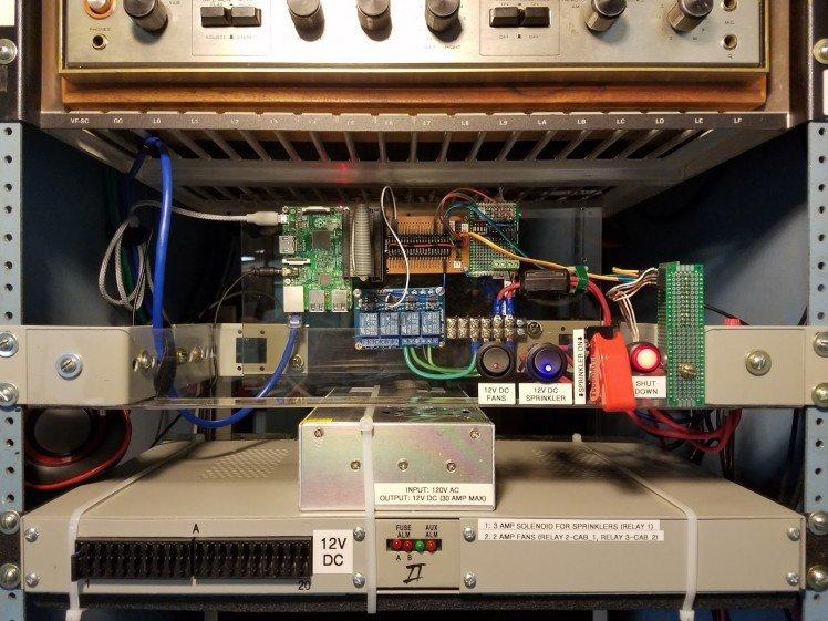 Raspberry Pi Home Automation Center