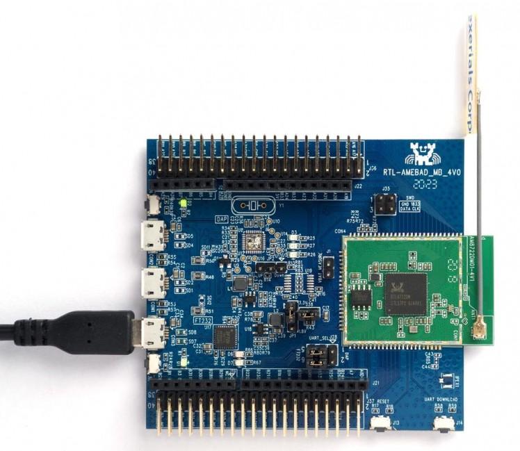 Ameba RTL8722DM Board (AMB 21)