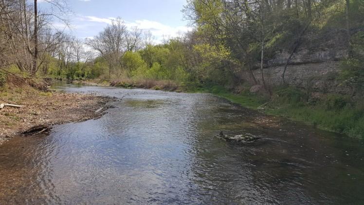 Flat Creek (Cassville, Missouri)