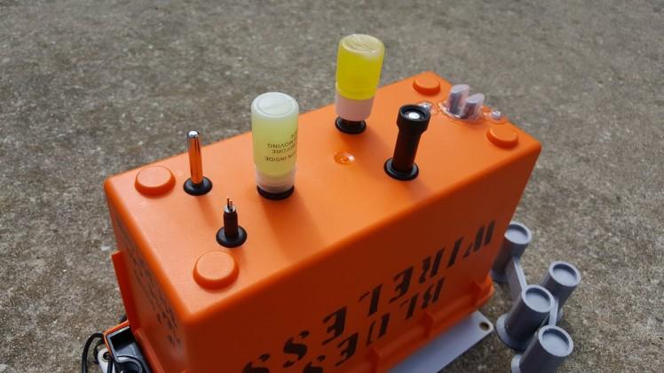 Grommeted Sensor Probes