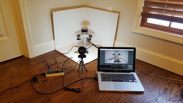 R.O.B.'s Twitch Streaming Studio