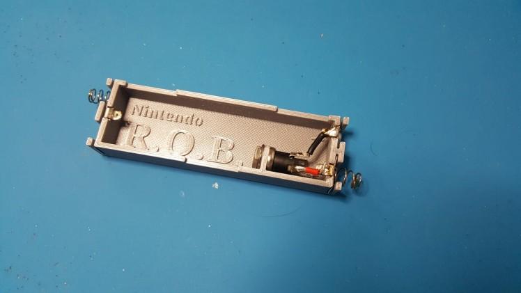 R.O.B. battery tray insert