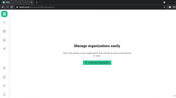 Workplace/organization Tab