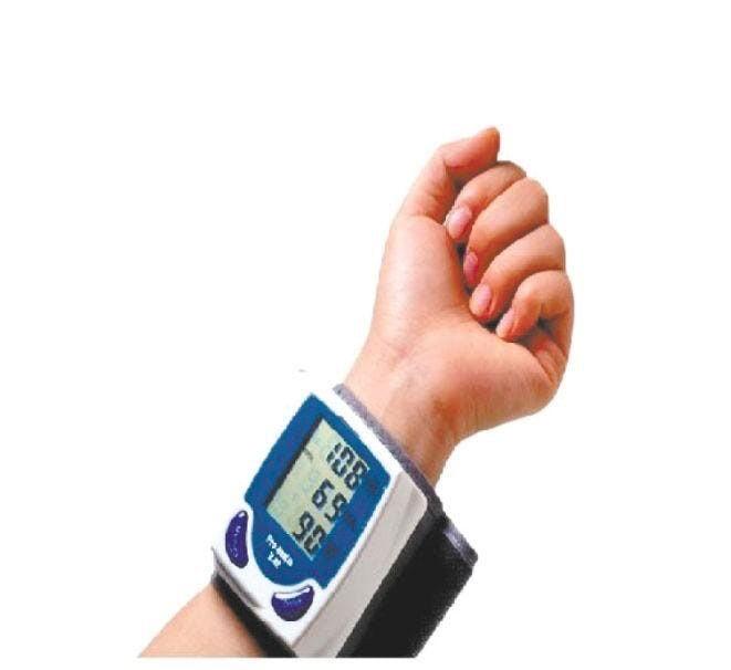 Wrist Bp sensor