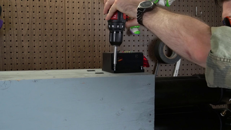 Mount the circuit board enclosure