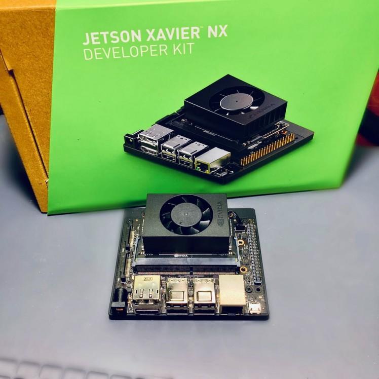 Jetson Xavier NX Developer Kit