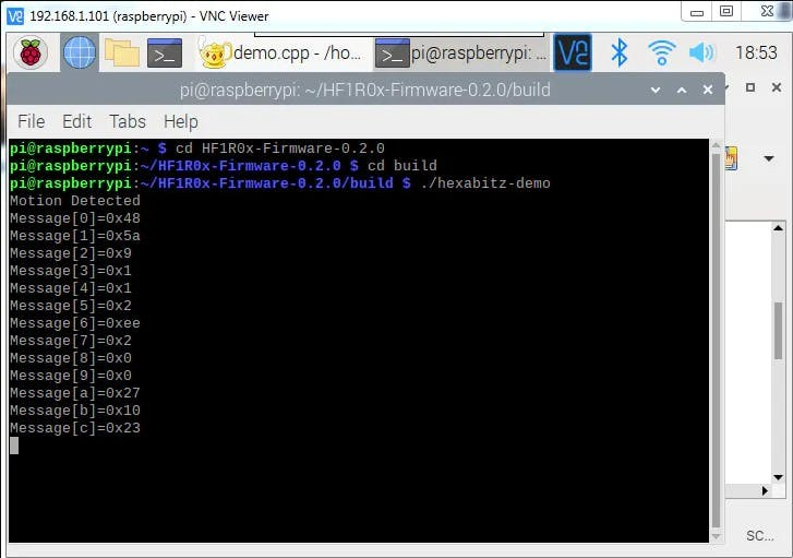 How to run the executable?