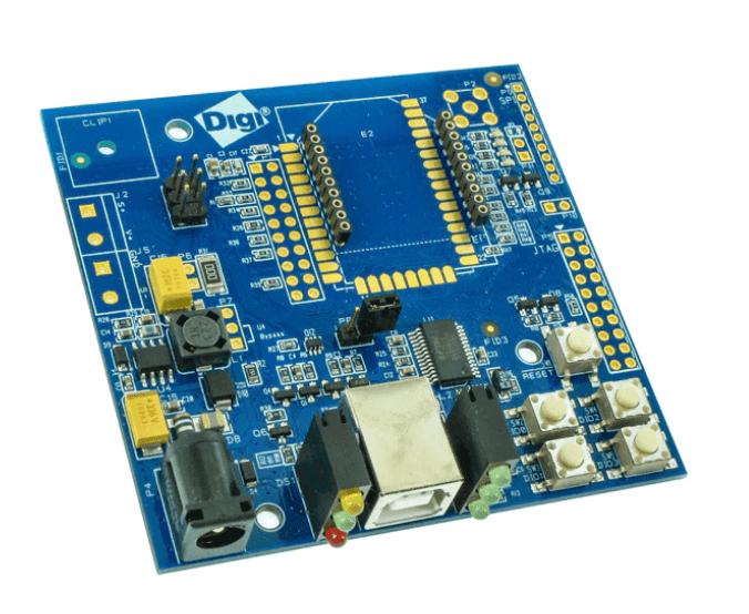 Smart Porch Light Project: Digi's Xbee Lte Cellular Module