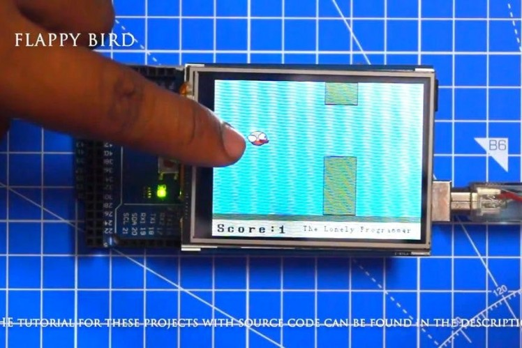 Arduino Tft Interfacing