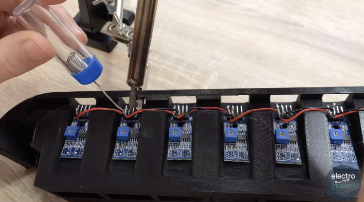 Arduino Based Coin Sorting And Counting Machine