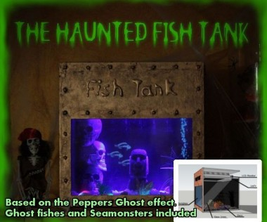Haunted Fish Tank.