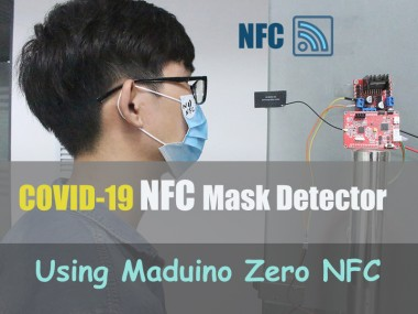 Covid-19 Nfc Mask Detector