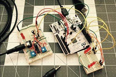 STM32 Nucleo projects