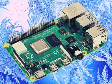 Freezing A Raspberry Pi 4