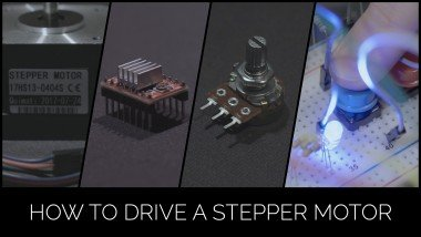 How To Drive A Bi-directional Stepper Motor
