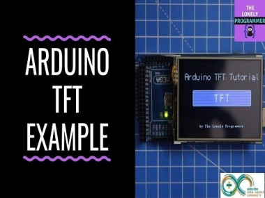 Arduino Tft Interfacing