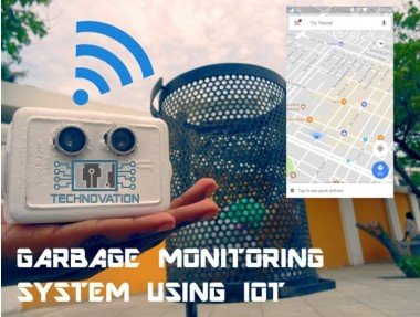 Smart Garbage Monitoring System Using Internet Of Things (iot)