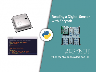 Get Data From Weather Sensor Using Python On Microcontroller