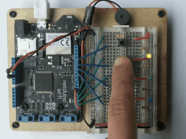 Build Your Own Simon Game With Netduino