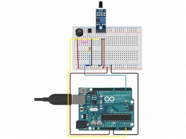 Interfacing Flame Sensor With Arduino